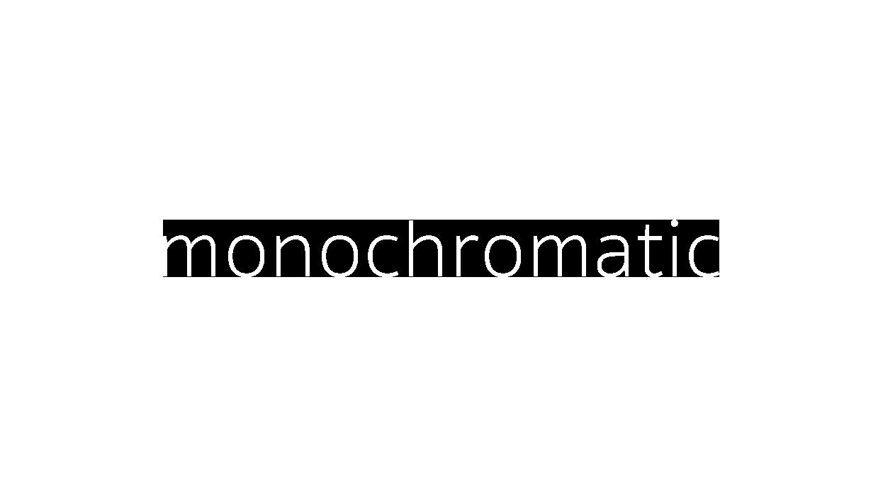 Monochromaticoverlay